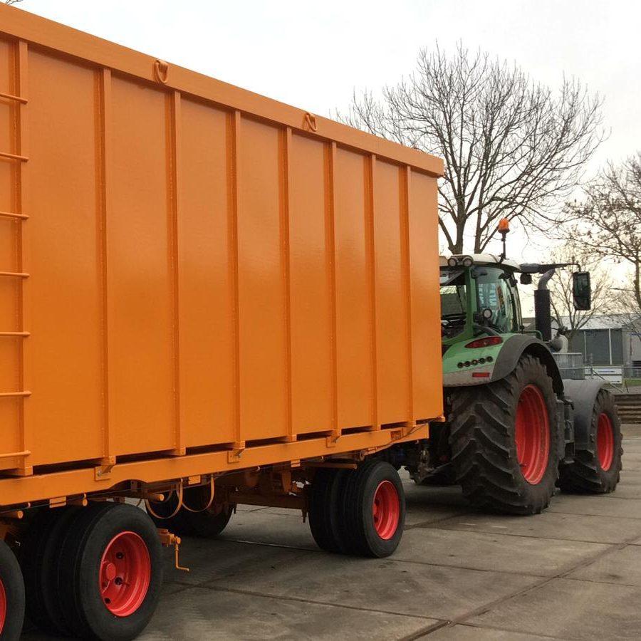 Mobiele lasservice regio Schagen Containerbouw